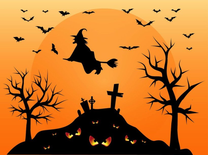 freevector-halloween-cemetery
